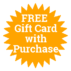 Free Gift Card with Purchase