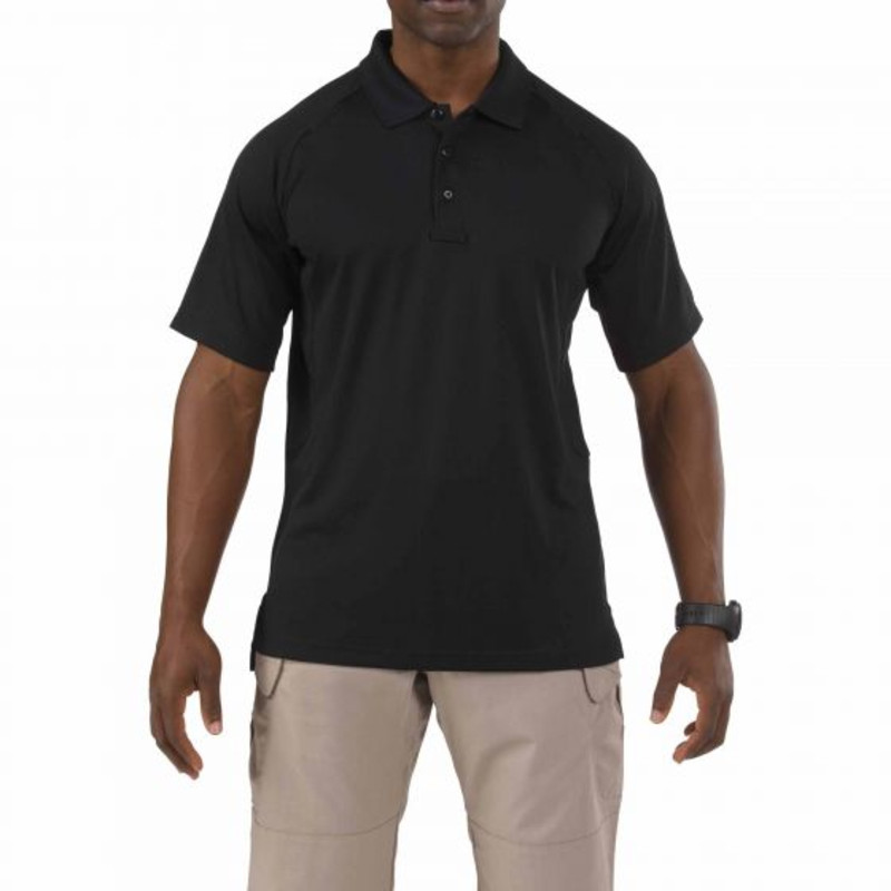 511 Tactical Performance Polo Shirt in Black Color