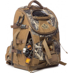 Rig'Em Right Mudslinger Floating Backpack Realtree Max-5