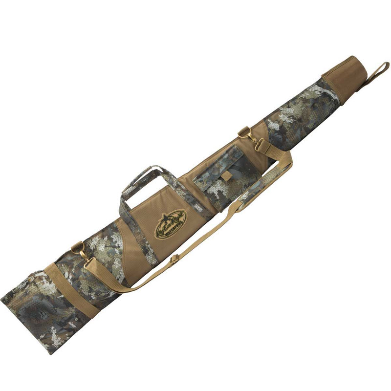 Rig'Em Right Full Choke Floating Gun Case in Waterfowl Timber Color
