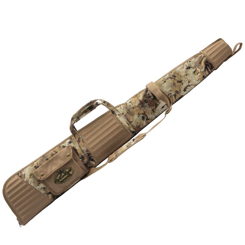 Rig'Em Right Nitro Deluxe Floating Gun Case in Waterfowl Marsh Color