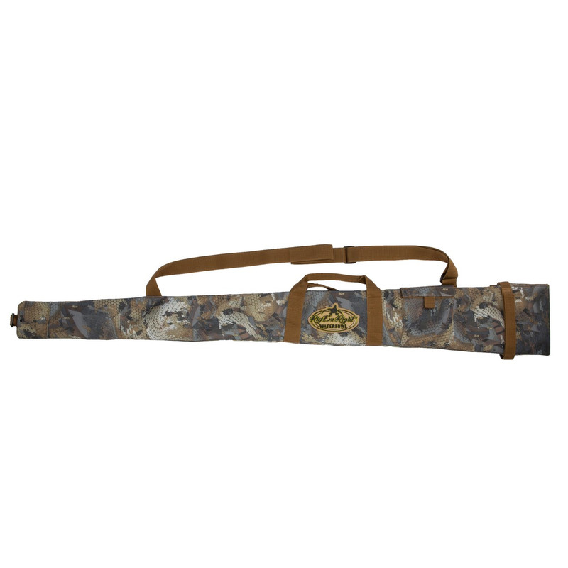 Rig'Em Right Express Gun Sleeve in Waterfowl Timber Color