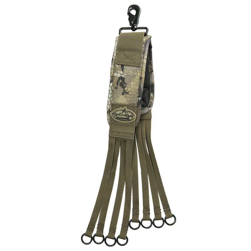 Rig'Em Right Leg Band Game Strap in Waterfowl Marsh Color