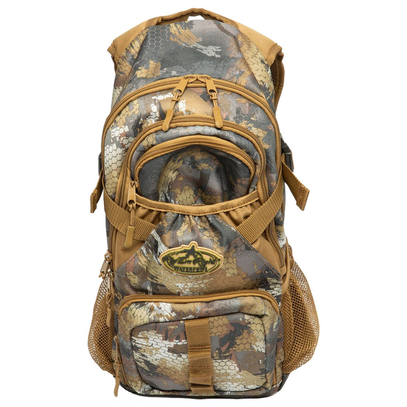 Rig'Em Right Stump Jumper Backpack in Waterfowl Timber Color