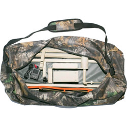 Auto Jerk Hands Free Decoy System with Duffle Bag and Battery