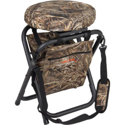 Alps Horizon Swivel Hunting Stool - Realtree Max-5