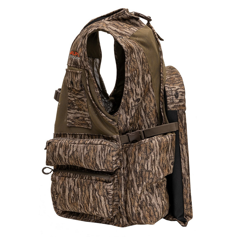 ALPS OutdoorZ Super Elite 4.0 Turkey Vest in Mossy Oak Bottomland Color
