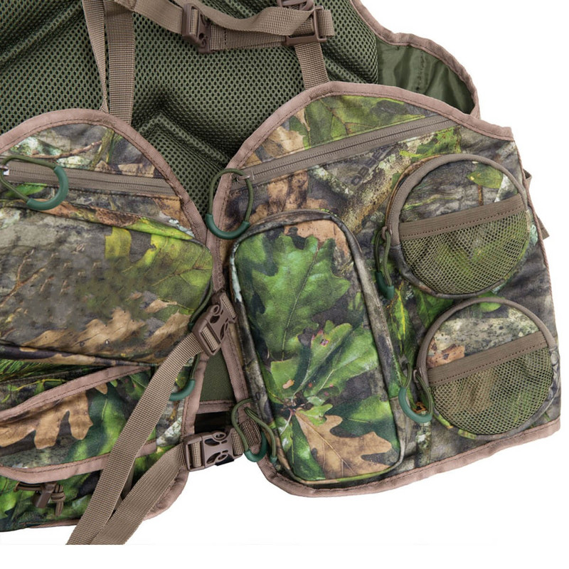 Alps Outdoorz Grand Slam Turkey Vest in Mossy Oak Obsession Color