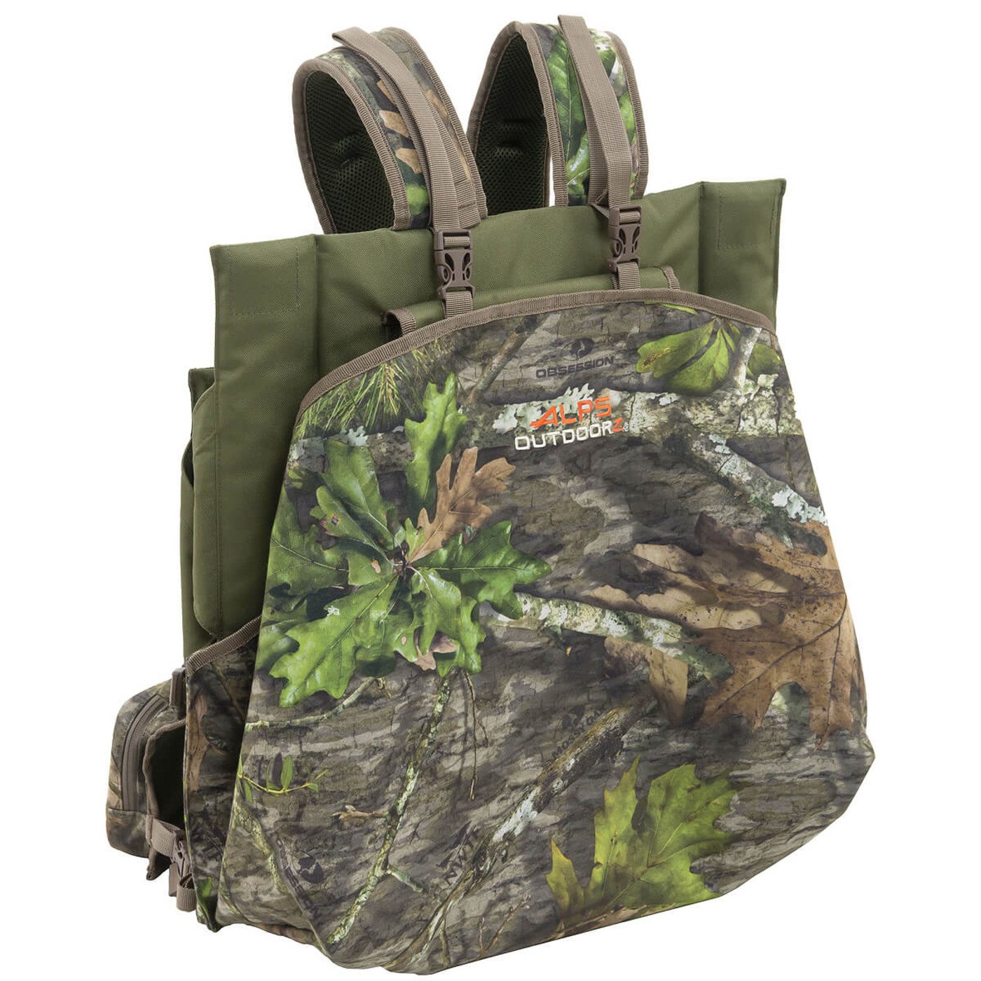 Alps Outdoorz NWTF Impact Vest - Standard in Mossy Oak Obsession Color