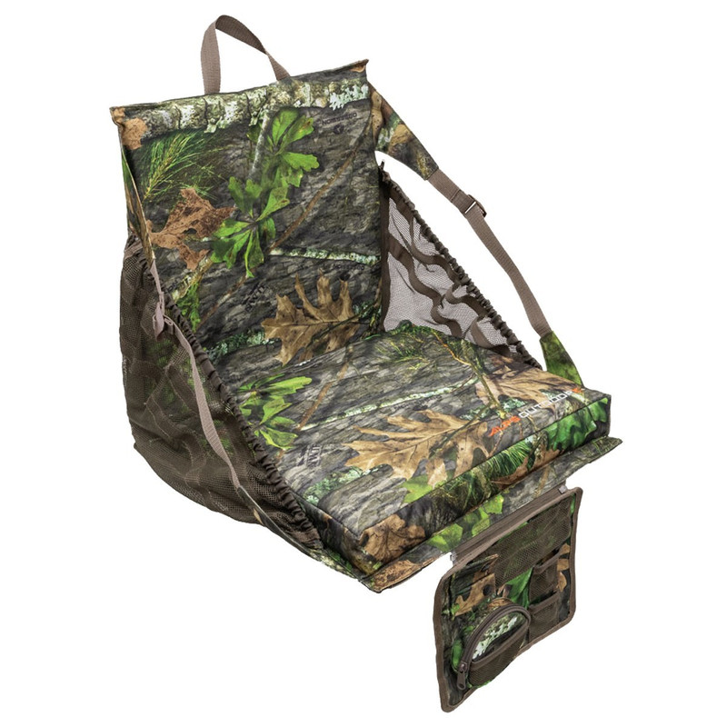 ALPS OutdoorZ NWTF Scout Padded Seat in Mossy Oak Obsession Color