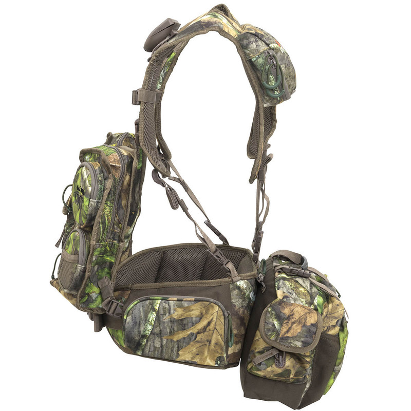 ALPS OutdoorZ Long Spur Turkey Vest in Mossy Oak Obsession Color