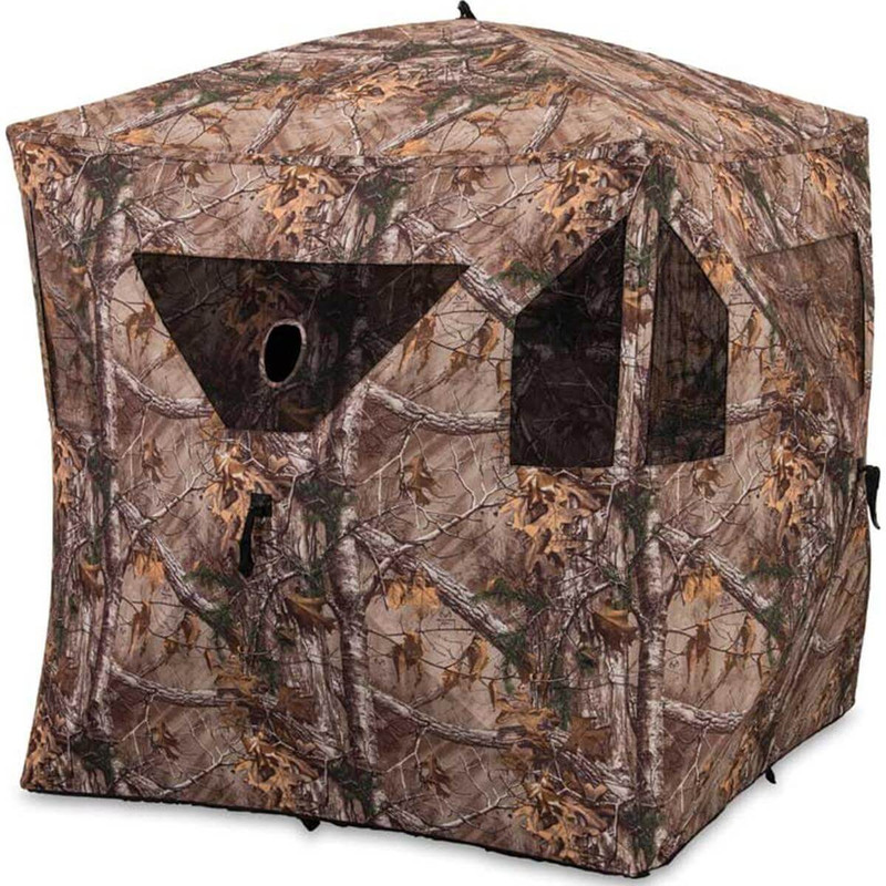 hunting blinds watch double youtube bull primos