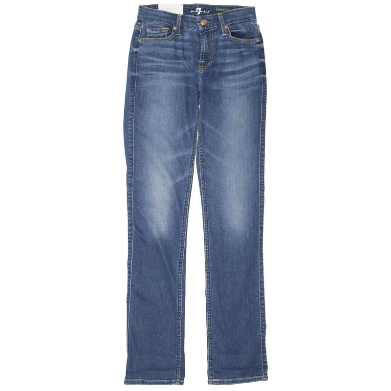 7 For All Mankind Kimmie Straight Leg Jean