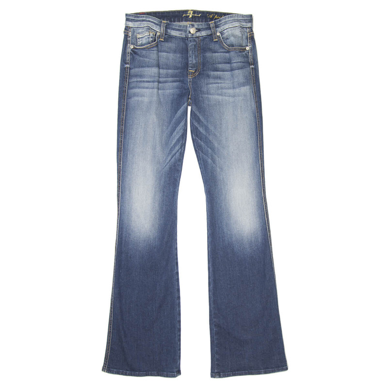 7 For All Mankind A Pocket Stretch Jeans