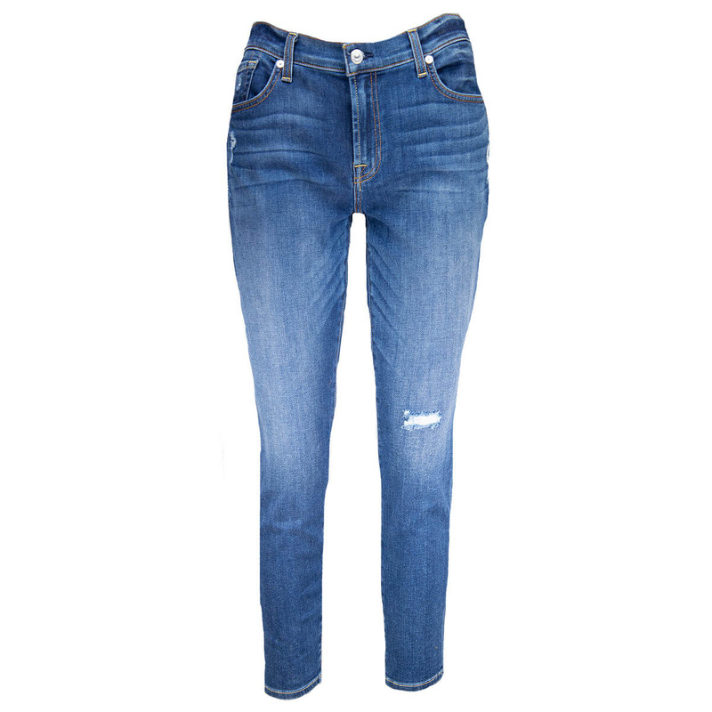 7 For All Mankind Ankle Super Skinny