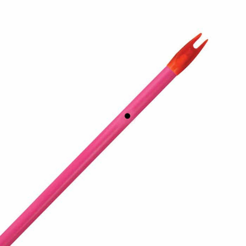 AMS Fiberglass Bowfishing Pink Arrow with Chaos Arrow Point
