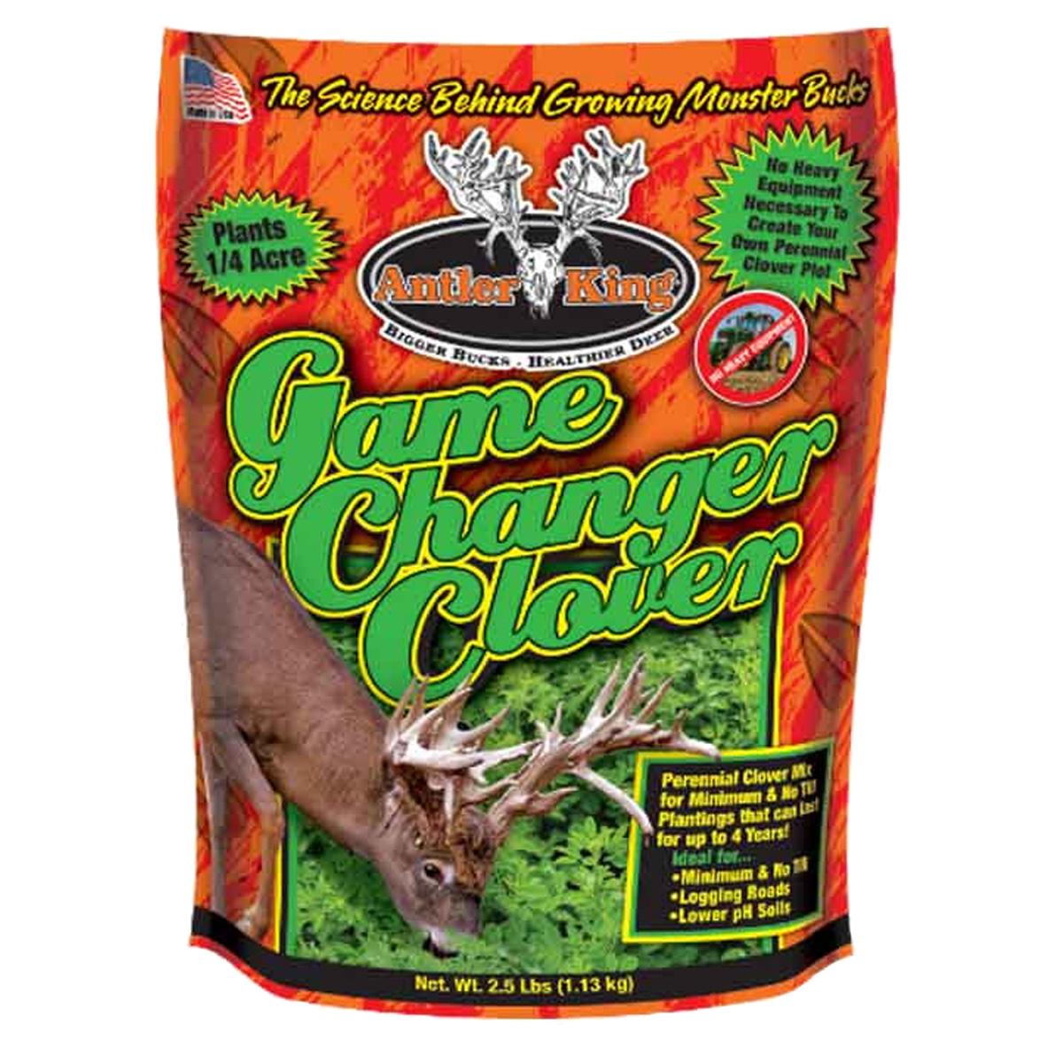 Hunting > Feeders & Food Plots