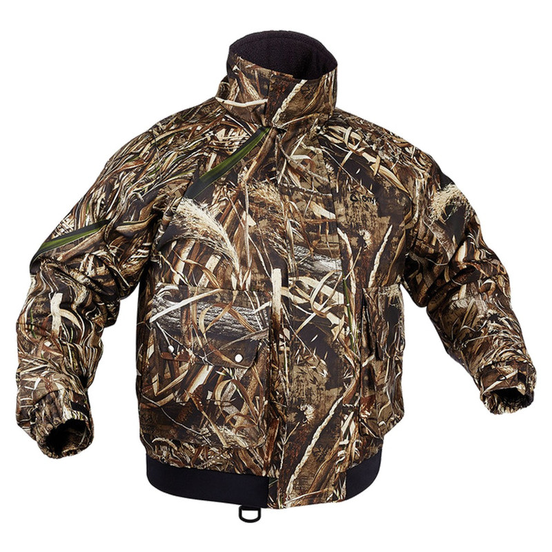 Onyx Camouflage Flotation Jacket in Realtree Max 5 Color