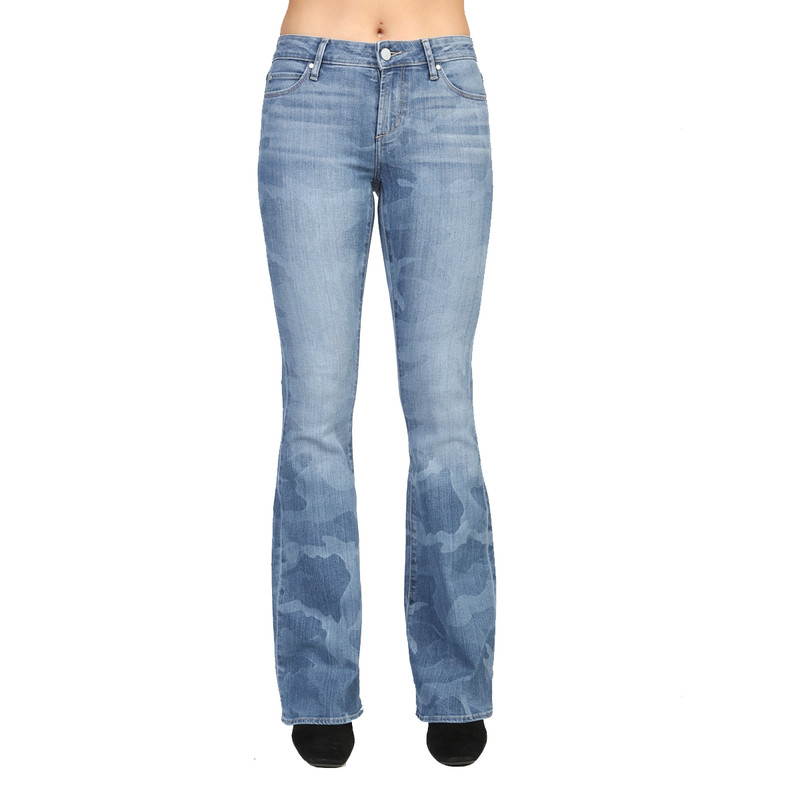 Articles of Society Faith Flare Jeans in Gentry Color