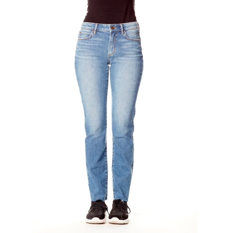 Articles of Society Shannon Straight Jeans in Fury Color