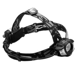 Princeton Tec Apex 550 Lumen Dimmable Headlamp Black