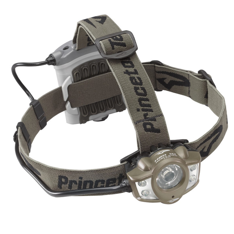 Princeton Tec Apex 550 Lumen Dimmable Headlamp OD