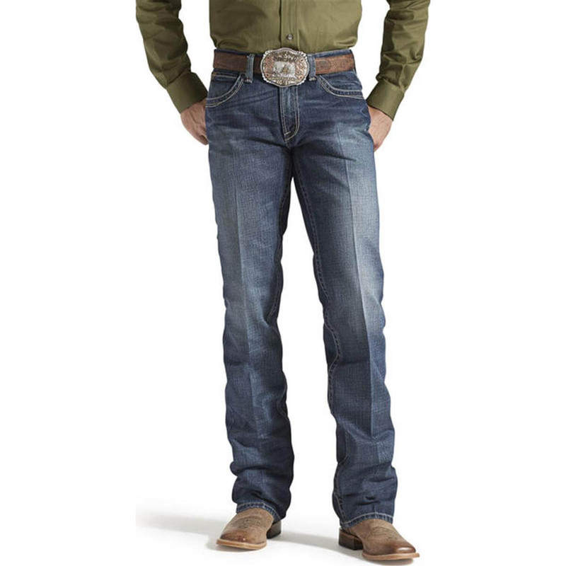Ariat Men's M5 Slim Straight Leg Jean