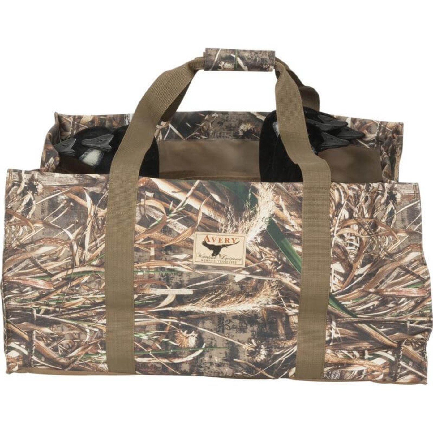 Avery Pro Grade Honker 3-D Silhouette Satchel Decoy Bag in Realtree Max 5 Color