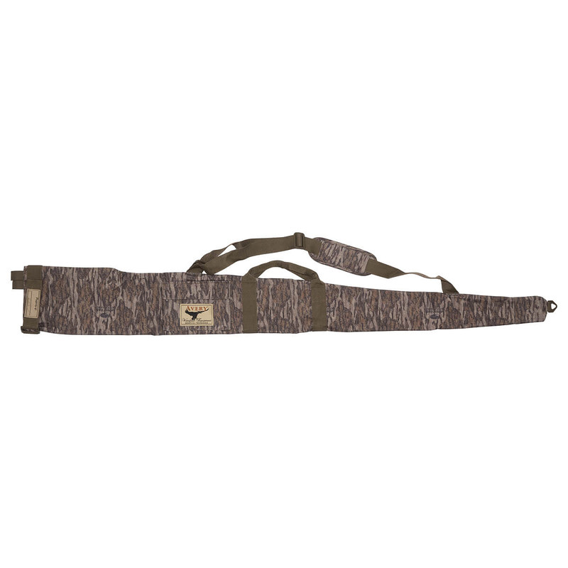Avery Mud Shotgun Case in Mossy Oak Bottomland Color