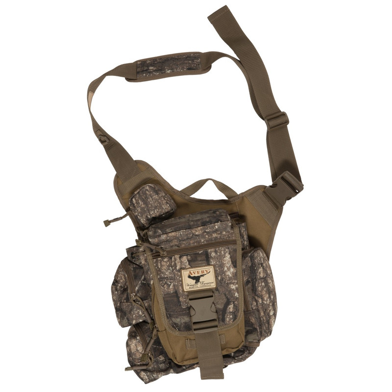 Avery Messenger Hunting Bag in Realtree Timber Color