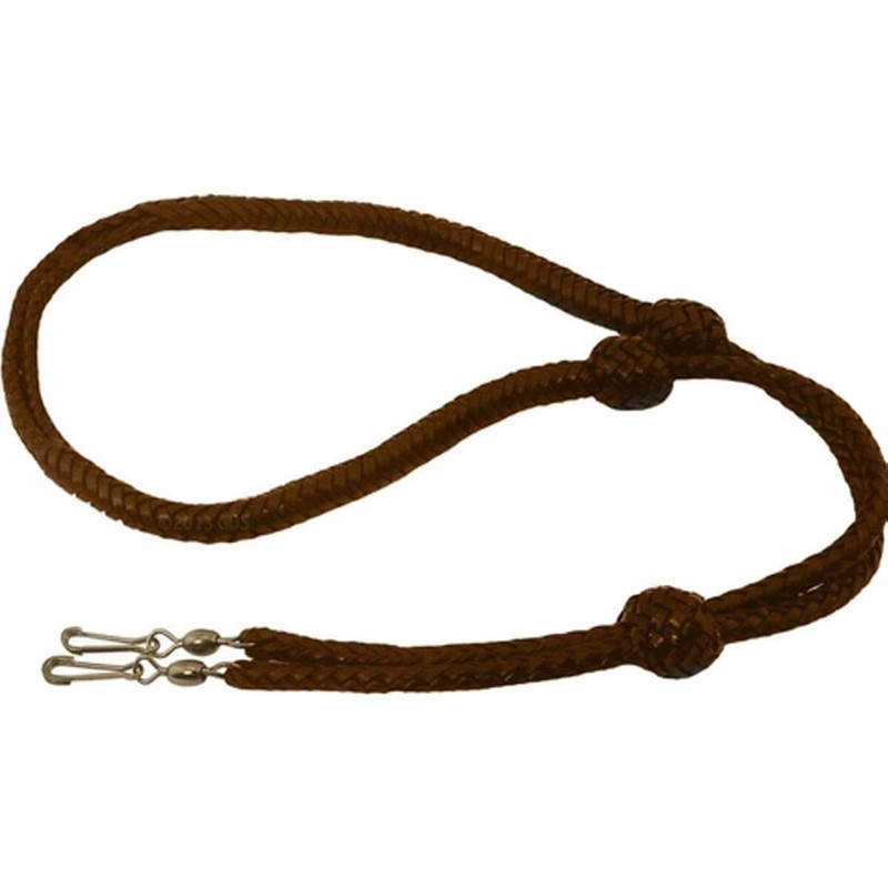 Avery Classic Hunting Dog Training Whistle Lanyard in Brown