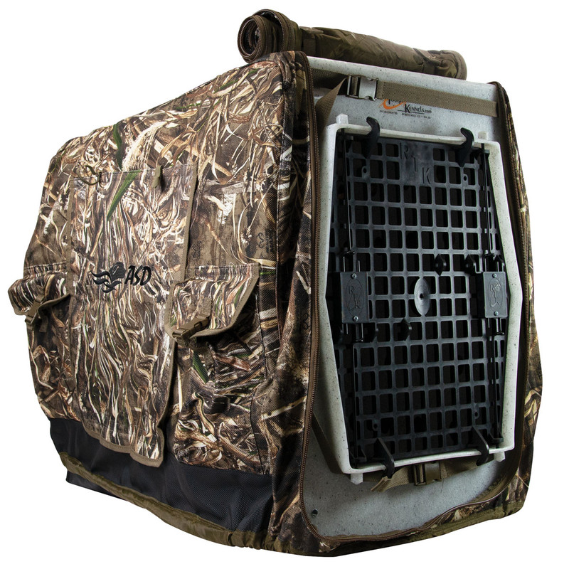Avery Insulated Kennel Coat Cover in Realtree Max 5 Color