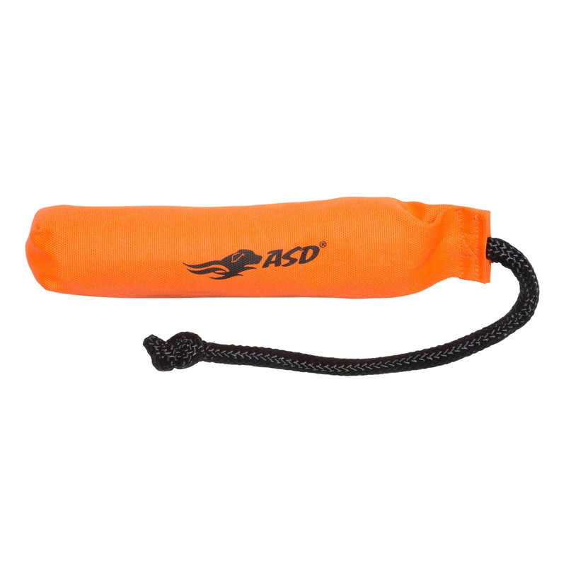 Avery Canvas Training Bumpers in Orange Color