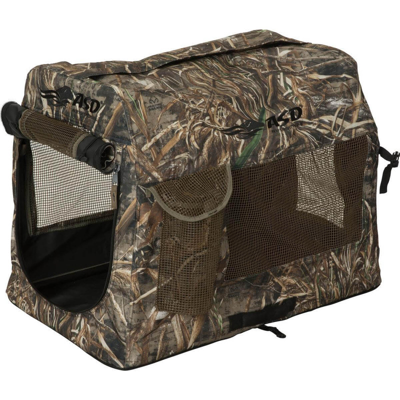 Avery Quick Set Kennel in Realtree Max 5 Color