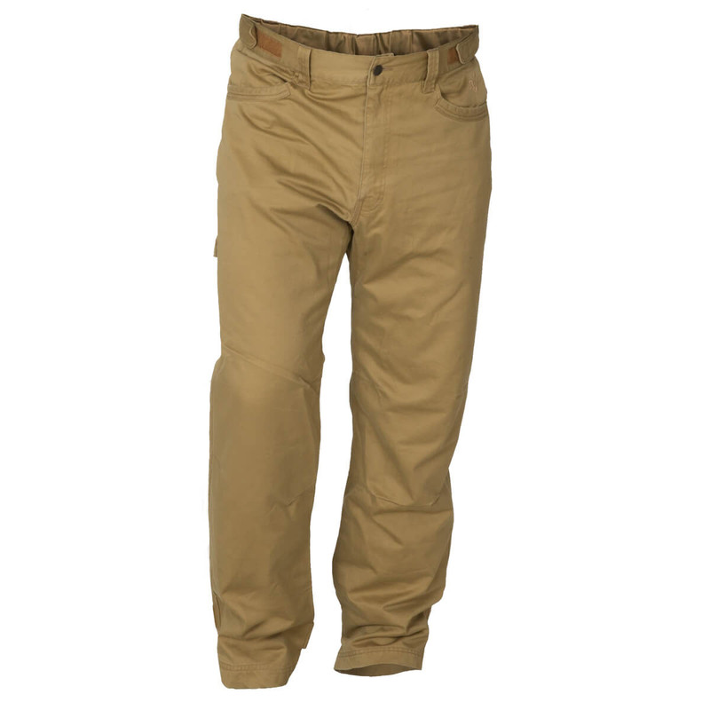 Avery Heritage Hunting Pant in Marsh Brown Color