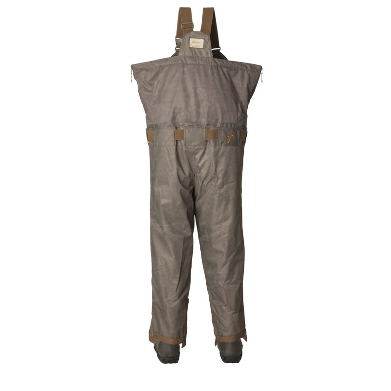 Avery Heritage 2.0 Breathable Insulated Chest Waders in Marsh Brown Color