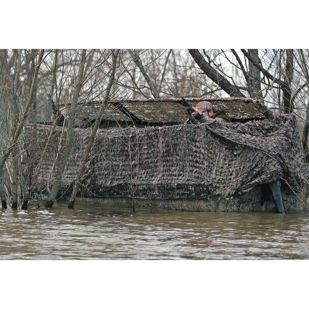Avery Outdoors Quick Set Duck Boat Blind 14 16 Foot