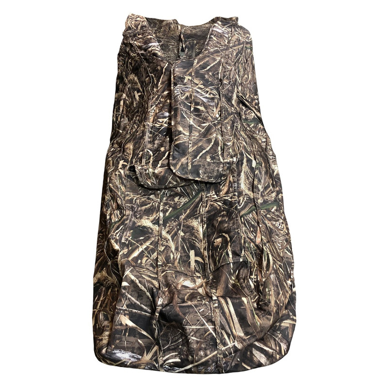 GHG Ground Force Layout Blind in Realtree Max 5 Color