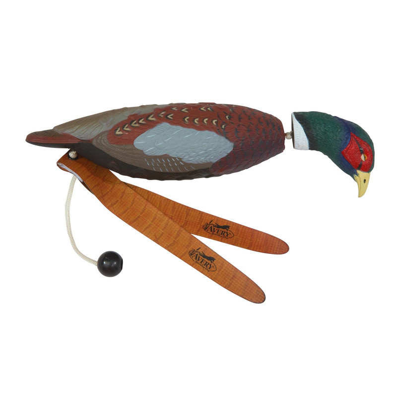 Avery True Bird ATB Hunting Dog Training Bumper in Pheasant Item Style