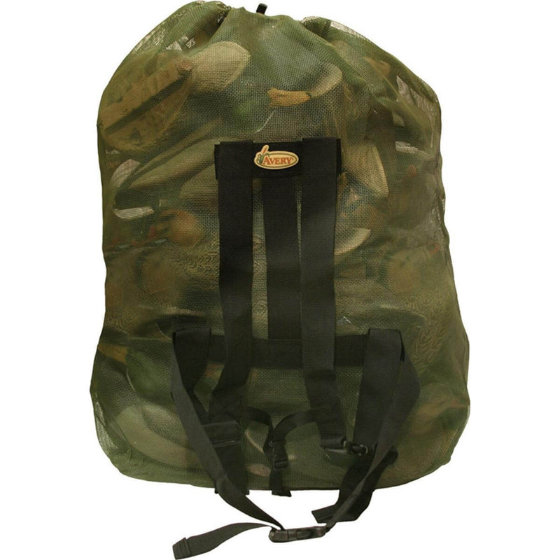 Avery Square Bottom Decoy Bag in Olive Drab Color