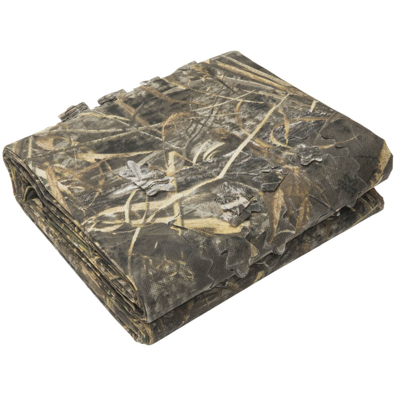 Avery Die-Cut Nylap Camo Fabric in Realtree Max 5 Color