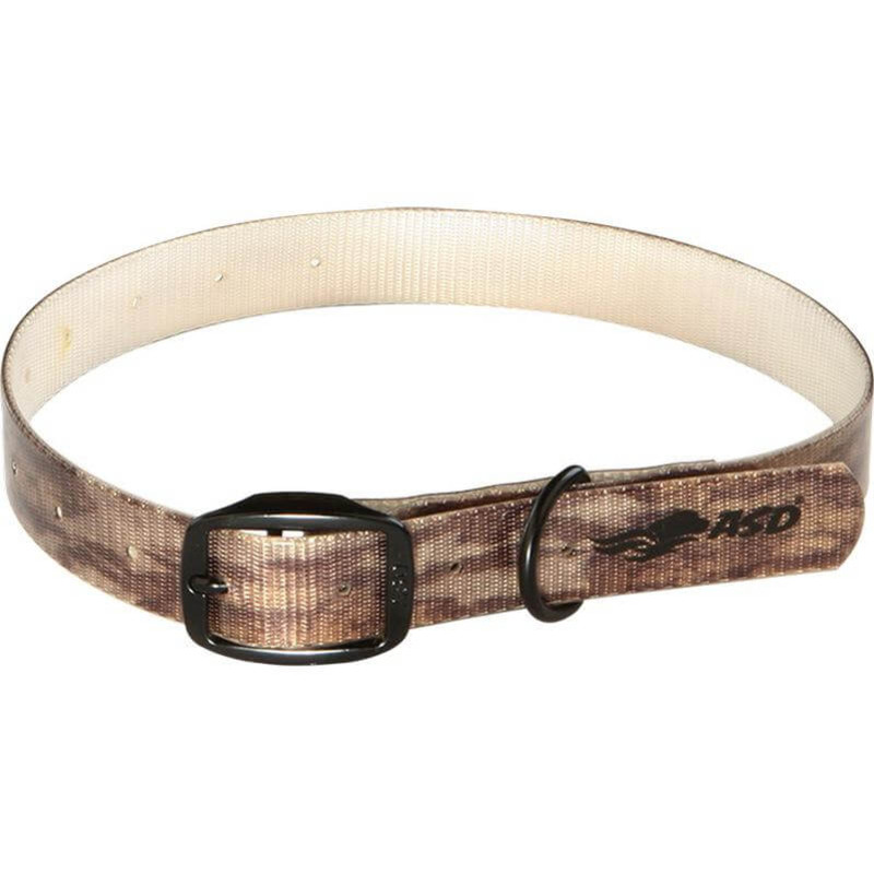 Avery Cut to Fit Dog Collars in Mossy Oak Bottomland Color