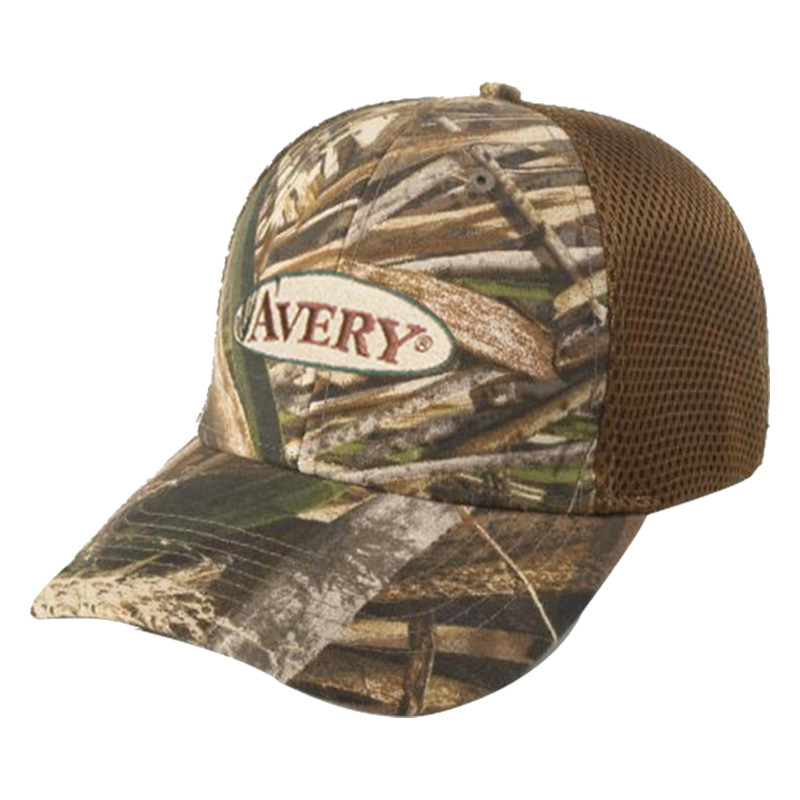 Avery Mesh Back Cap in Realtree Max 5 Color