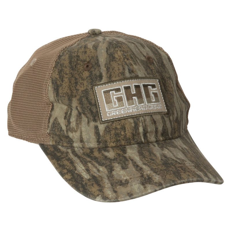 Avery GHG Mesh Back Cap in Mossy Oak Bottomland Color