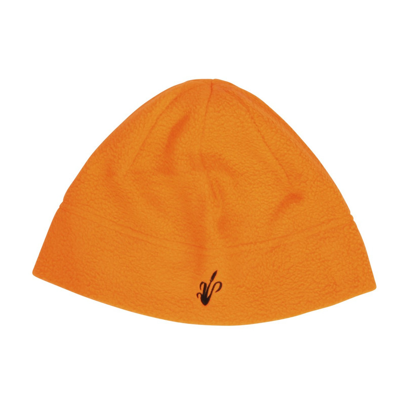 Avery Windproof Fleece Skull Cap Beanie in Blaze Color