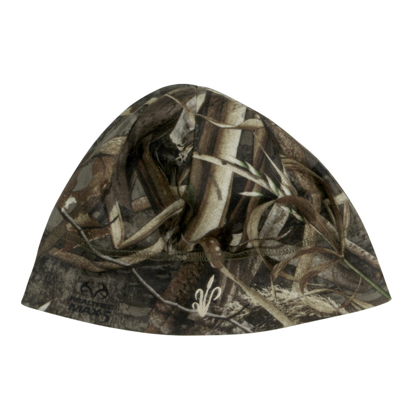 Avery Windproof Fleece Skull Cap Beanie in Realtree Max 5 Color