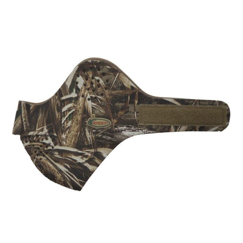 Avery Neoprene Caller's Facemask in Realtree Max 5 Color