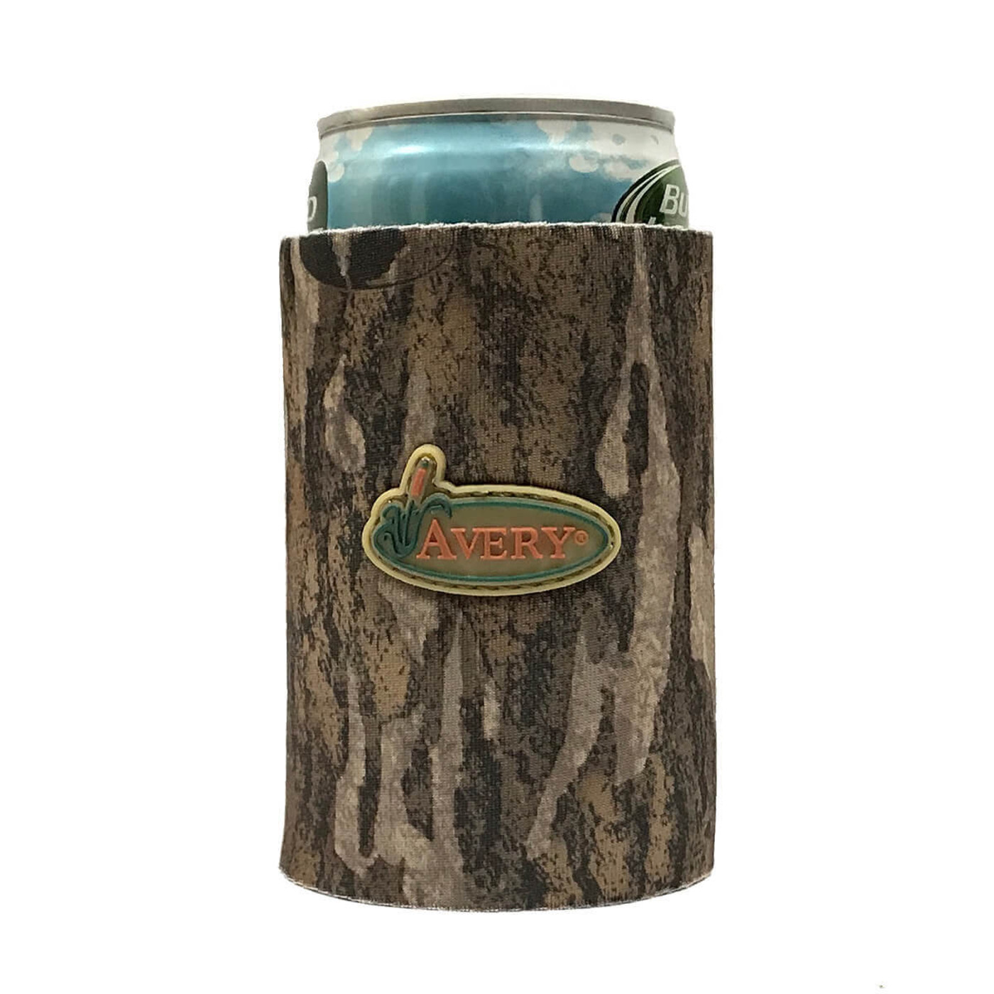 Avery Can Hugger in Mossy Oak Bottomland Color