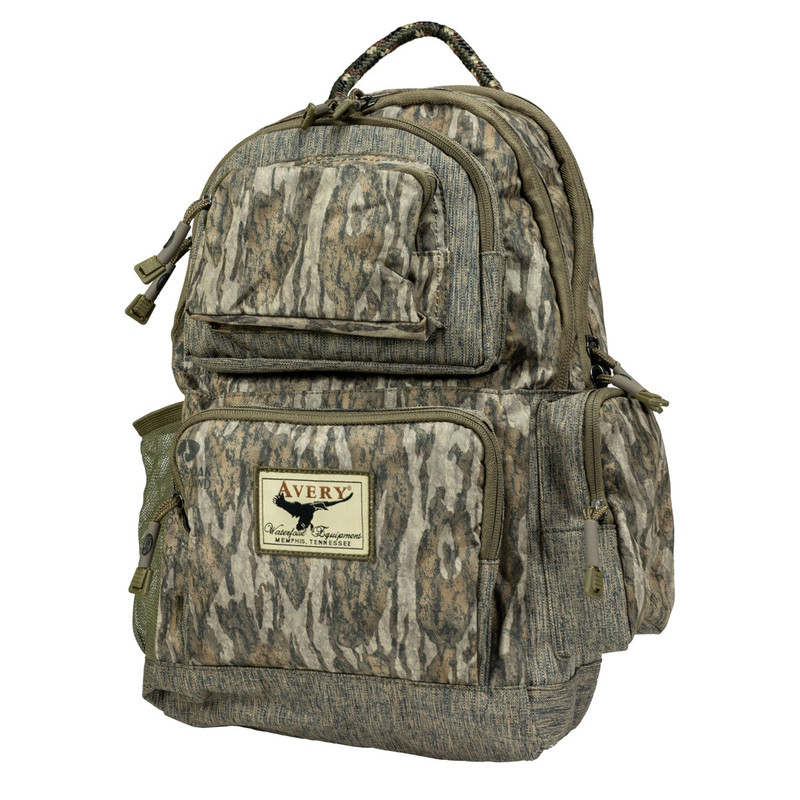 Avery Waterfowler's Day Pack in Mossy Oak Bottomland Color