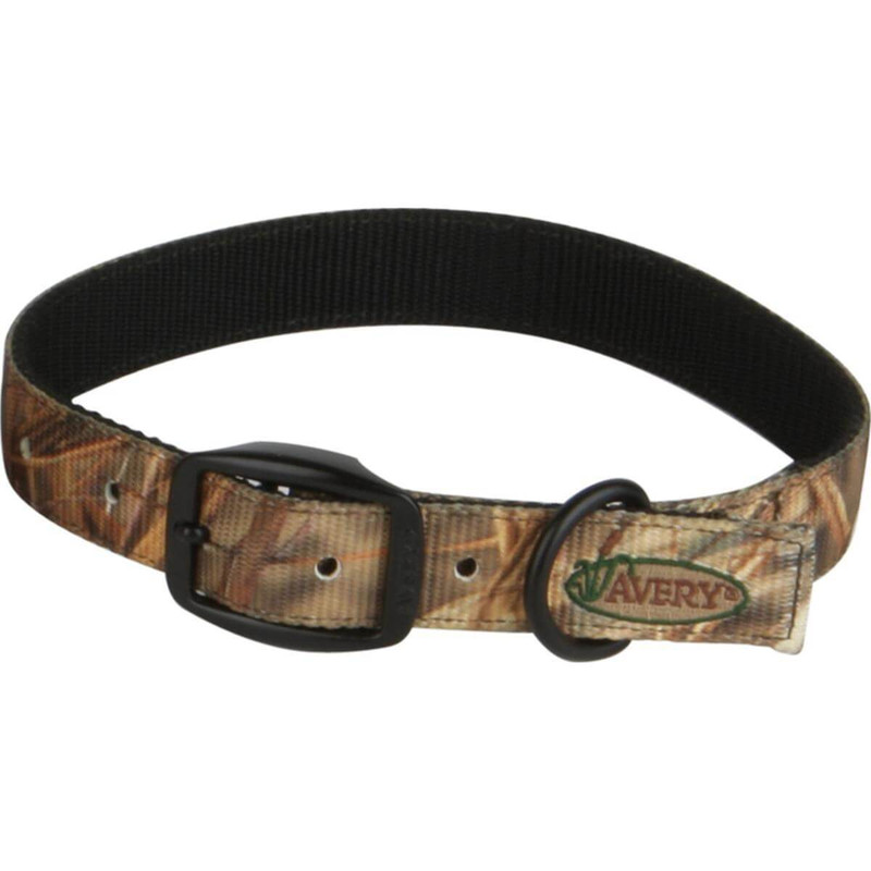Avery Hunting Dog Collar in Realtree Max 5 Color